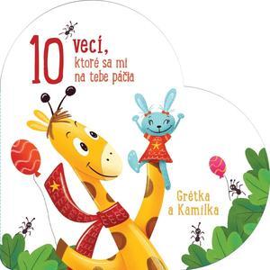 Obrázok 10 vecí, ktoré sa mi na tebe páčia Grétka a Kamilka