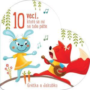 Obrázok 10 vecí, ktoré sa mi na tebe páčia Grétka a Jakubko