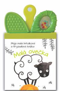 Obrázok Moja malá hrkálková a hryzadlová knižka Malá Ovečka