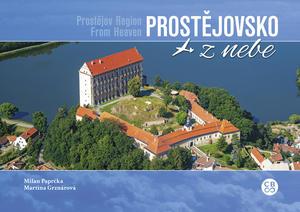 Obrázok Prostějovsko z nebe