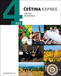 Obrázok Čeština Expres 4 (A2/2) + CD