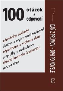 Obrázok Daň z príjmov, DPH po novele (100 otázok a odpovedí)