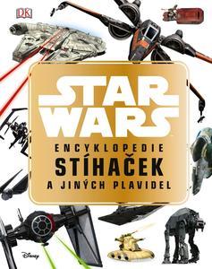 Obrázok STAR WARS Encyklopedie stíhaček a jiných plavidel
