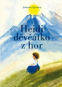 Obrázok Heidi děvčátko z hor