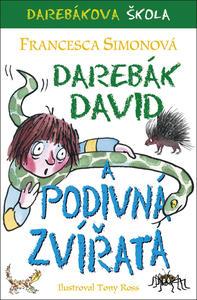 Obrázok Darebák David a podivná zvířata