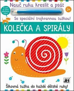 Obrázok Nauč ruku kreslit a psát Kolečka a spirály