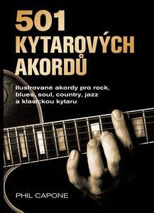 Obrázok 501 kytarových akordů