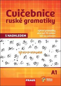 Obrázok Cvičebnice ruské gramatiky s nadhledem A1