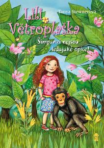 Obrázok Lili Větroplaška Šimpanzi nejsou ledajaké opice! (4.díl)