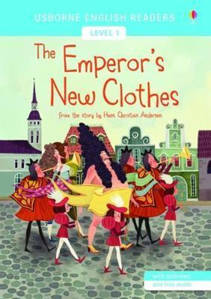 The Emperor´s New Clothes - Hans Christian Andersen