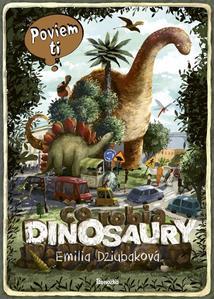 Obrázok Čo robia dinosaury (Poviem ti)