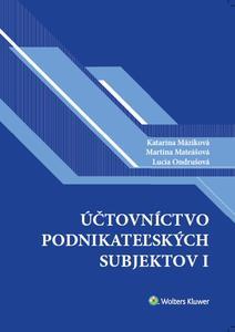 Obrázok Účtovníctvo podnikateľských subjektov I.