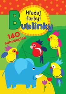 Obrázok Bublinky Hľadaj farby!