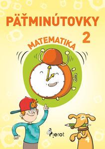 Obrázok Päťminútovky matematika 2.ročník
