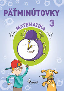Obrázok Päťminútovky matematika 3.ročník