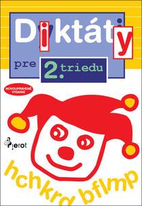 Obrázok Diktáty pre 2. triedu