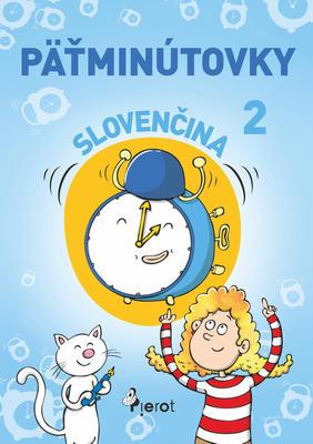 Obrázok Päťminútovky slovenčina 2.ročník