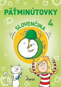 Obrázok Päťminútovky slovenčina 4.ročník