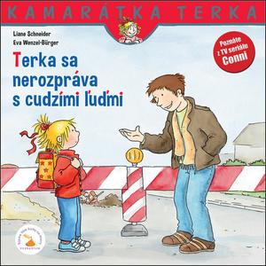 Obrázok Terka sa nerozpráva s cudzími ľuďmi (Kamarátka Terka 17. diel)