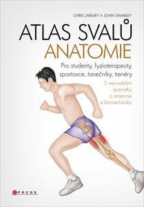 Obrázok Atlas svalů anatomie