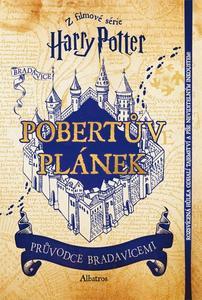 Obrázok Harry Potter Pobertův plánek