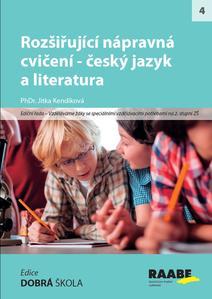 Obrázok Rozšiřující nápravná cvičení - český jazyk a literatura
