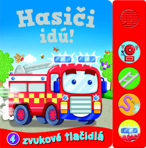 Obrázok Hasiči idú!