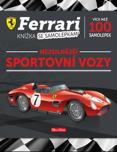 Obrázok Ferrari Nejsilnější sportovní vozy