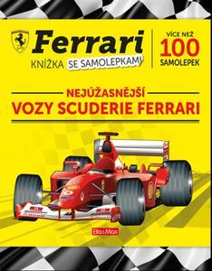 Obrázok Ferrari Nejúžasnější vozy Scruderie Ferrari