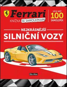 Obrázok Ferrari Nejkrásnější silniční vozy