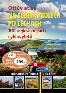 Obrázok Ottův atlas Na elektrokolech po Čechách