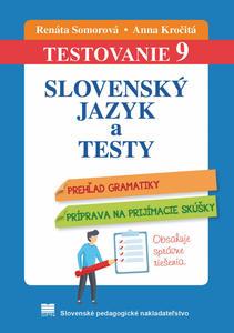 Obrázok Slovenský jazyk a testy