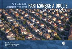 Obrázok Partizánske a okolie z neba