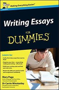 Obrázok Writing Essays For Dummies