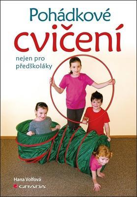 Obrázok Pohádkové cvičení nejen pro předškoláky