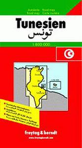 Obrázok FB Tunisia - Tunisko 1:800 000