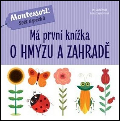 Obrázok Má první knížka o hmyzu a zahradě