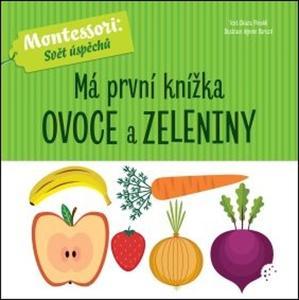 Obrázok Má první knížka ovoce a zeleniny