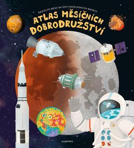 Obrázok Atlas měsíčních dobrodružství