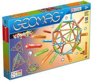 Obrázok Stavebnice Geomag Confetti 127 pcs