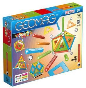 Obrázok Stavebnice Geomag Confetti 50 pcs