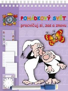 Obrázok Stíratelné listy Procvičuj si zas a znovu Pohádkový svět Z. Smetany