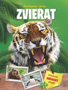 Obrázok Rozkladací atlas Zvierat