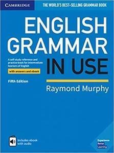 Obrázok English Grammar in Use 5th Edition