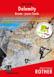 Obrázok Dolomity Brenta - jezero Garda