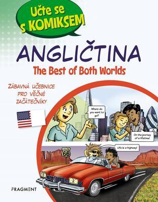 Učte se s komiksem Angličtina