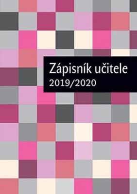 Obrázok Zápisník učitele A5 2019/2020