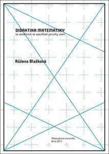 Obrázok Didaktika matematiky se zaměřením na specifické poruchy učení