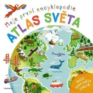 Obrázok Moje první encyklopedie Atlas světa