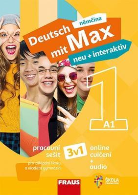 Obrázok Deutsch mit Max neu + interaktiv 1